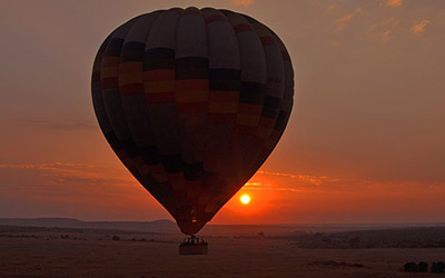 Kenya Balloon Safaris