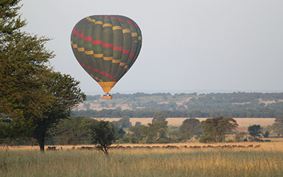 Uganda Balloon Safaris
