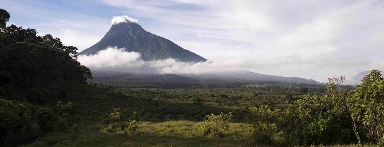 Mount Mikeno