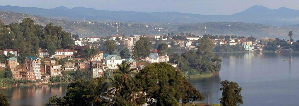 Bukavu City Congo